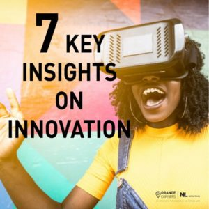 7 KEY INSIGHTS ON INNOVATION