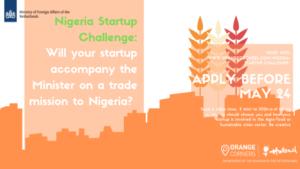 NIGERIA START-UP CHALLENGE