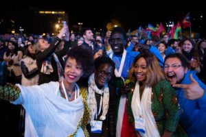 JOIN THE ONE YOUNG WORLD SUMMIT 2019 WITH THE DUTCH MFA