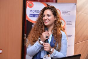 IWD2021 Salma Bougarrani - Challenging gender stereotypes in STEM