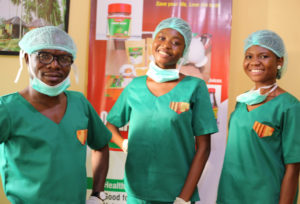 Providing innovative organic food solutions for optimum health in Ghana