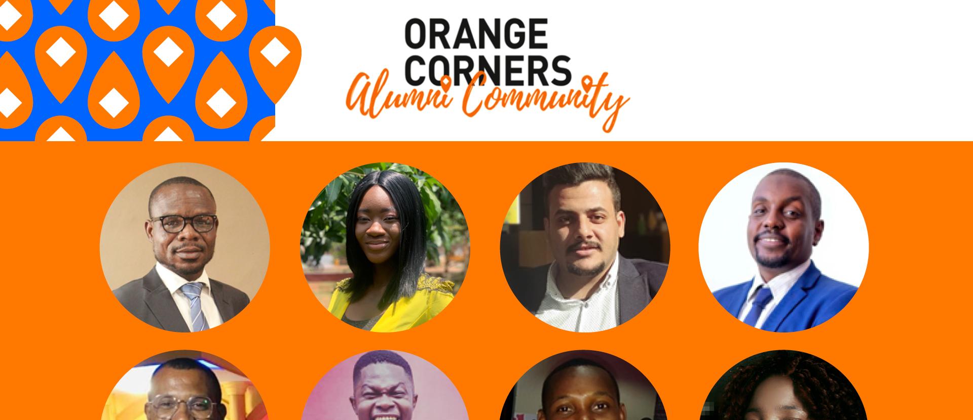 Orange Corners Alumni Community