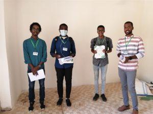 Ecowaste: increasing awareness of managing waste in Sudan