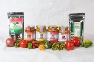 Ti Naturel: saving Ivorian vegetables to make savoury sauces