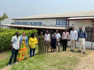 Orange Corners and Ingenious City teamed up: Ecosystem mapping in Burundi